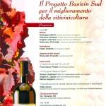 Ricerca di vitigni autoctoni in Basilicata