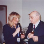 Il prof Mario Fregoni