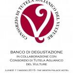 A Milano invito alla degustazione dell'Aglianico del Vulture